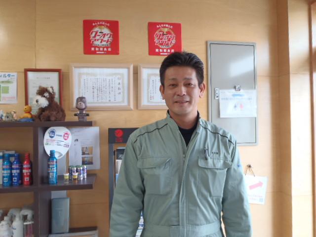 25年度、社長あいさつ(^^♪_c0213517_10403953.jpg