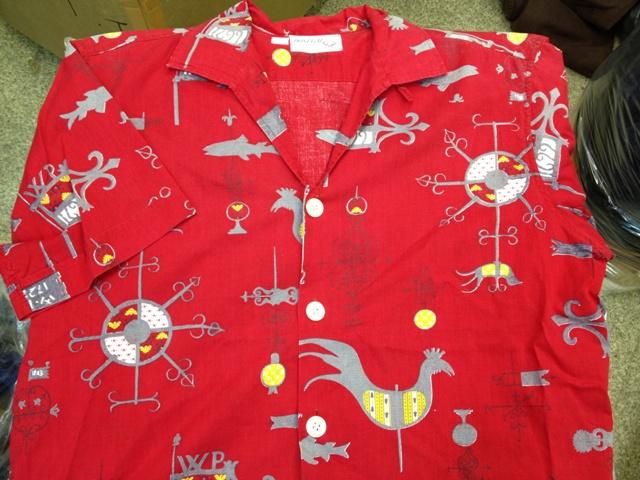 60\'S  DONEGAL shirts!_c0144020_11195595.jpg