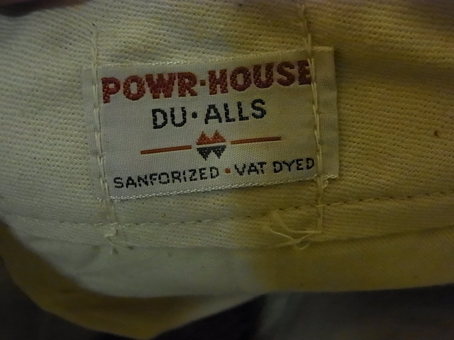 60年代 POWER HOUSE WORKチノ!_c0144020_1162126.jpg