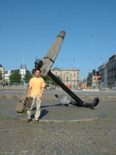 28、いざ!デンマークへ Kenとの週末_f0271949_1054171.jpg