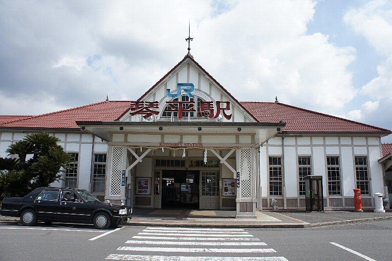 JR琴平駅_c0112559_13181575.jpg