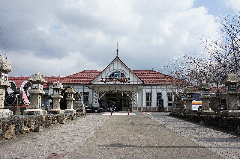 JR琴平駅_c0112559_13222717.jpg