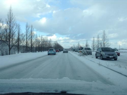 雪国っぽくて好きな風景_e0266363_1282880.jpg