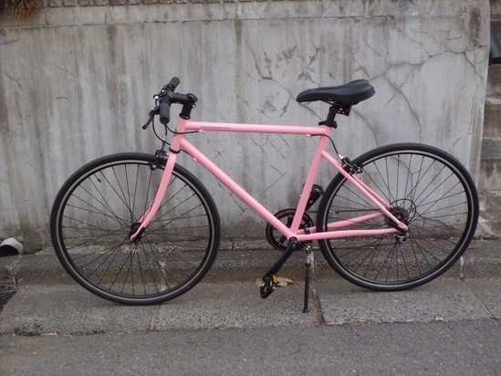 BARNES、tokyo bikeを手に入れる、の巻_a0025572_2117199.jpg