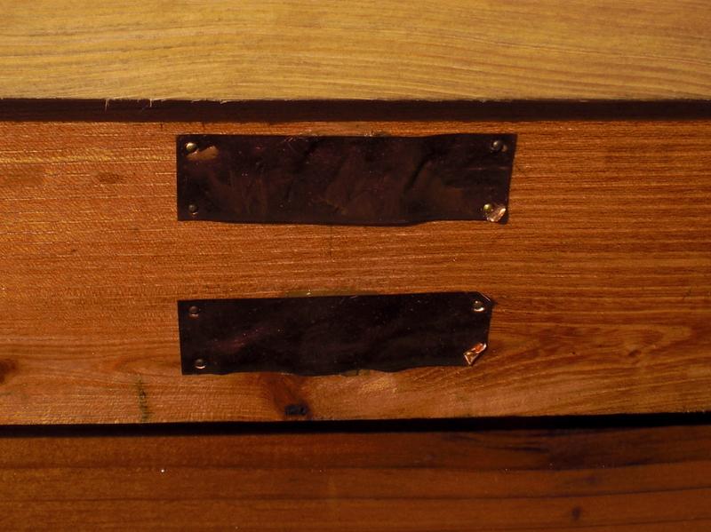 姫路城のお濠に和船 その1 船大工さんに聞いてみた_c0013687_051159.jpg