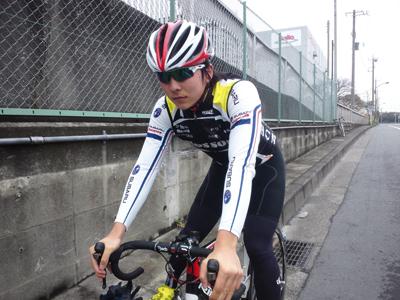 金栄堂サポート:日本大学自転車競技部・吉田海李選手アイウェアインプレッション!_c0003493_9211917.jpg