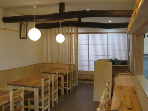 F店舗新築工事  「双葉」 完成_c0218716_1841355.jpg