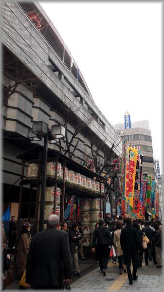 「大阪レトロ紀行~なんば・春場所のある風景」_d0133024_19434649.jpg