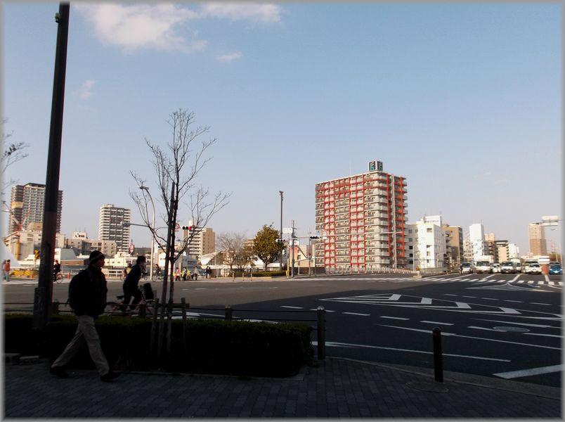 「大阪レトロ紀行~なんば・春場所のある風景」_d0133024_1951361.jpg