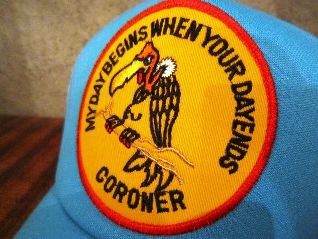 "MASACA HAT \""CORONER MESH CAP\"" ご紹介_f0191324_10464477.jpg"