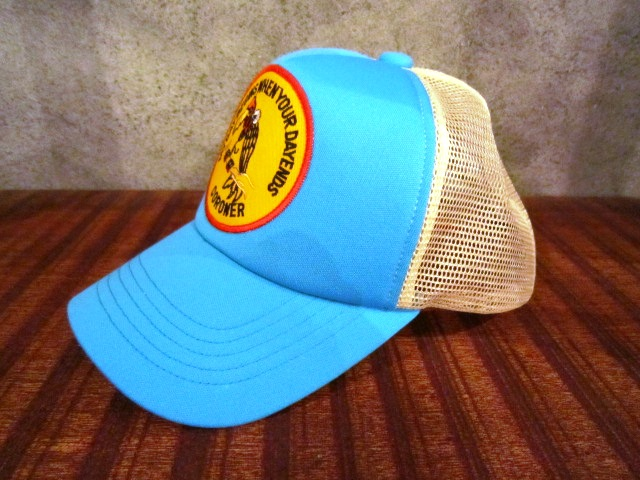 "MASACA HAT \""CORONER MESH CAP\"" ご紹介_f0191324_10465627.jpg"