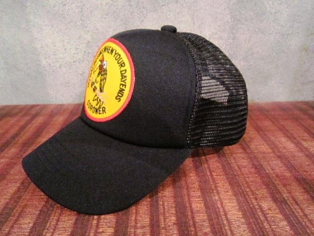 "MASACA HAT \""CORONER MESH CAP\"" ご紹介_f0191324_10473284.jpg"