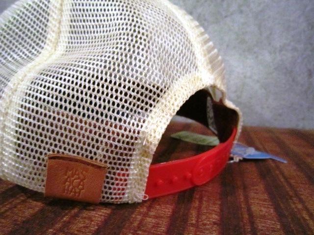 "MASACA HAT \""CORONER MESH CAP\"" ご紹介_f0191324_104753.jpg"