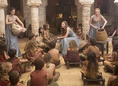Game of Thrones season3 episode1 (ゲーム・オブ・スローンズ シーズン3 第1話)_e0059574_0124288.jpg