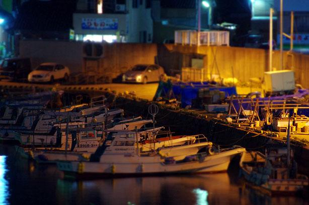 漁港のジオラマ_b0186680_11364932.jpg
