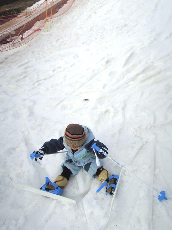 春スキー_e0030586_18324165.jpg