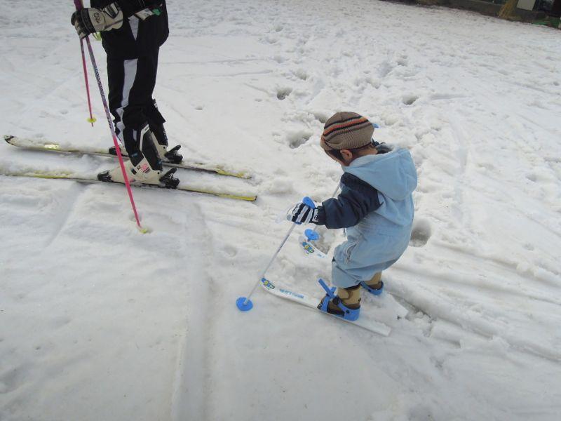 春スキー_e0030586_18324294.jpg