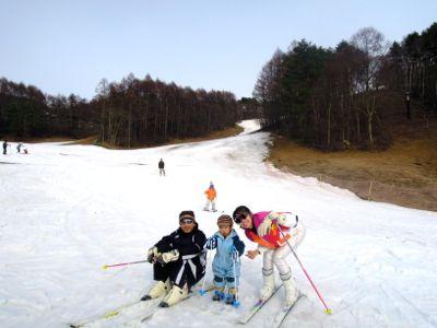 春スキー_e0030586_1923781.jpg
