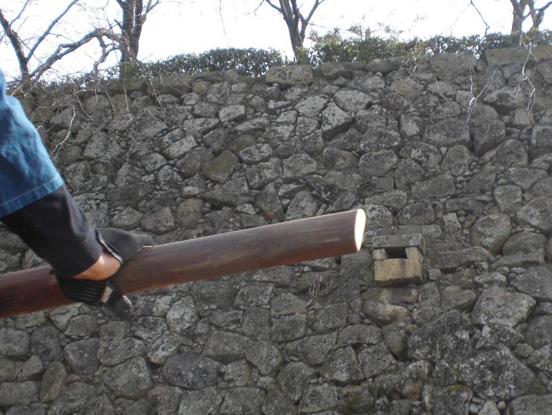 姫路城のお濠に和船 その2 乗ってみた!_c0013687_21462683.jpg