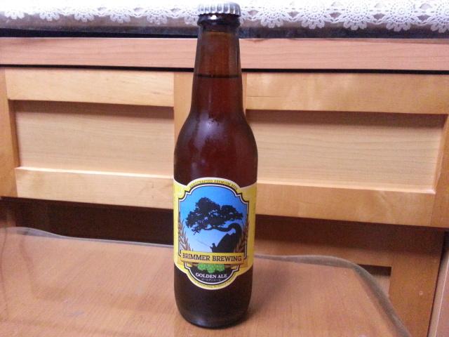 今夜のビールVol.38 ブリマー・ブルーイング ゴールデンエール_b0042308_23483120.jpg