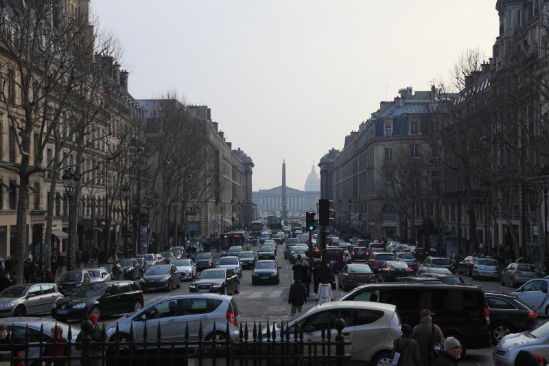 パリ 分割払いの旅 マドレーヌ寺院_c0187779_705258.jpg