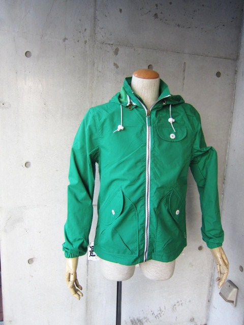 PENFIELD International LINE ・・・ NYLON ZIP CODE JACKET!☆!_d0152280_3145891.jpg