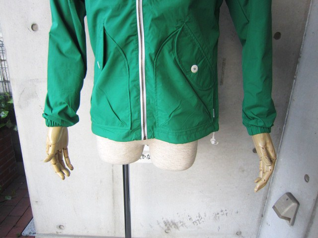 PENFIELD International LINE ・・・ NYLON ZIP CODE JACKET!☆!_d0152280_3152371.jpg