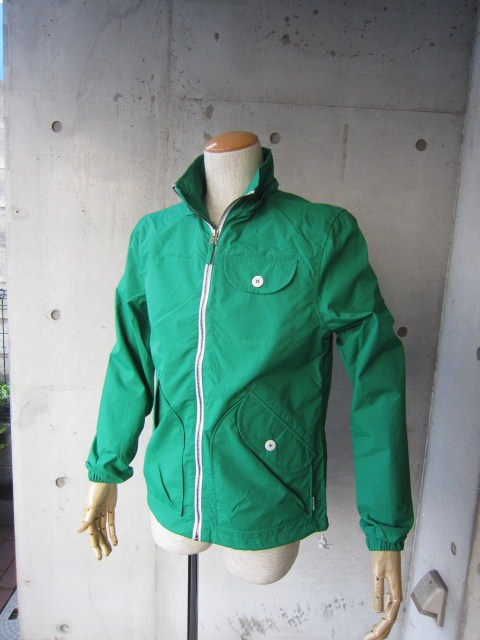 PENFIELD International LINE ・・・ NYLON ZIP CODE JACKET!☆!_d0152280_315489.jpg
