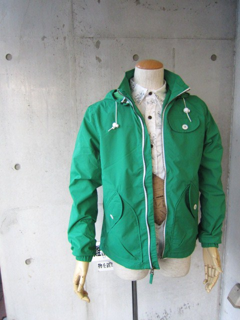 PENFIELD International LINE ・・・ NYLON ZIP CODE JACKET!☆!_d0152280_3161122.jpg