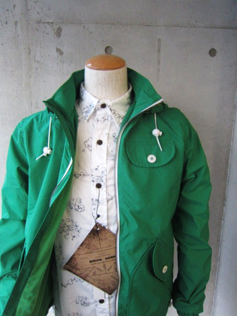 PENFIELD International LINE ・・・ NYLON ZIP CODE JACKET!☆!_d0152280_3162348.jpg