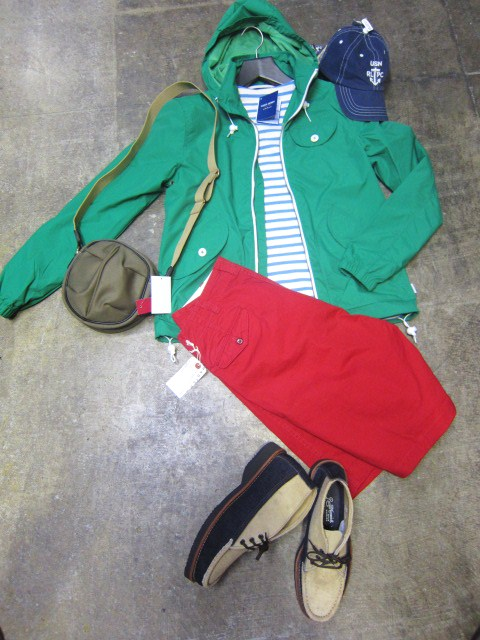 PENFIELD International LINE ・・・ NYLON ZIP CODE JACKET!☆!_d0152280_3171098.jpg