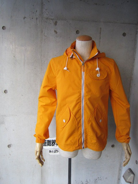 PENFIELD International LINE ・・・ NYLON ZIP CODE JACKET!☆!_d0152280_3174452.jpg