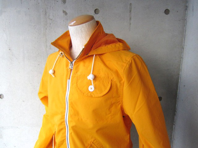 PENFIELD International LINE ・・・ NYLON ZIP CODE JACKET!☆!_d0152280_3175428.jpg