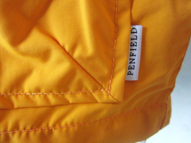 PENFIELD International LINE ・・・ NYLON ZIP CODE JACKET!☆!_d0152280_3182328.jpg