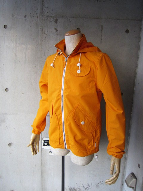 PENFIELD International LINE ・・・ NYLON ZIP CODE JACKET!☆!_d0152280_3183435.jpg