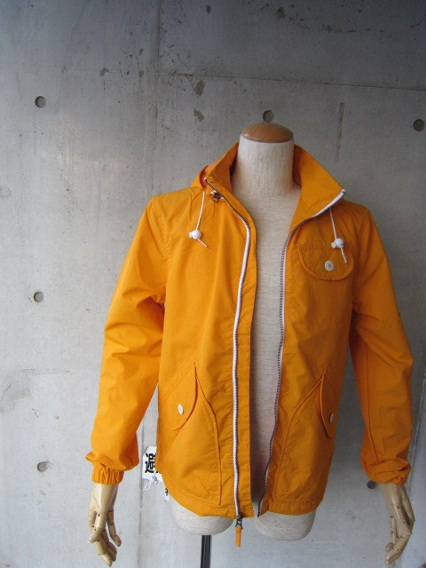 PENFIELD International LINE ・・・ NYLON ZIP CODE JACKET!☆!_d0152280_3184675.jpg