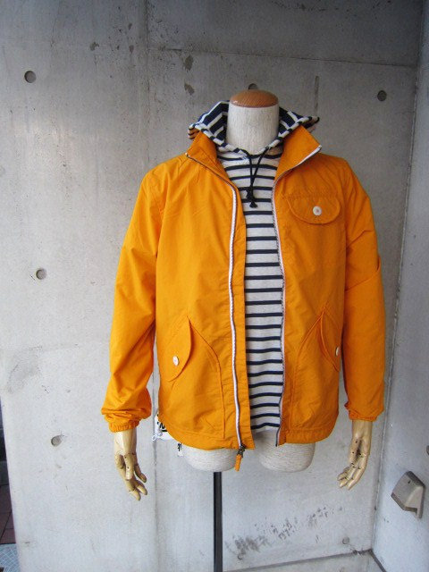 PENFIELD International LINE ・・・ NYLON ZIP CODE JACKET!☆!_d0152280_319940.jpg
