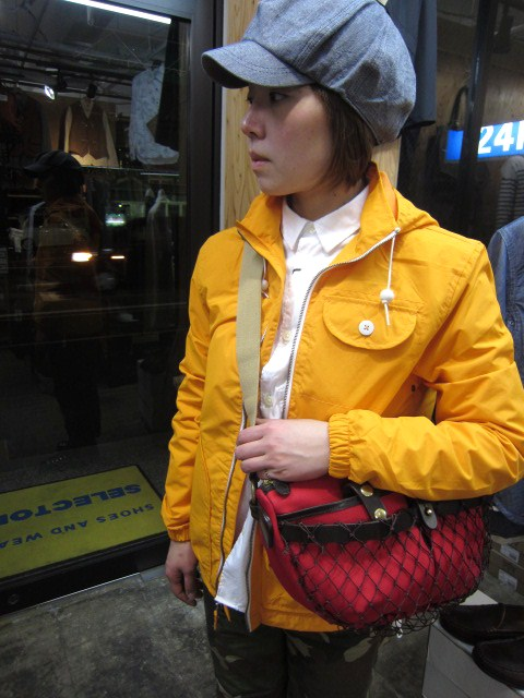 PENFIELD International LINE ・・・ NYLON ZIP CODE JACKET!☆!_d0152280_3214613.jpg