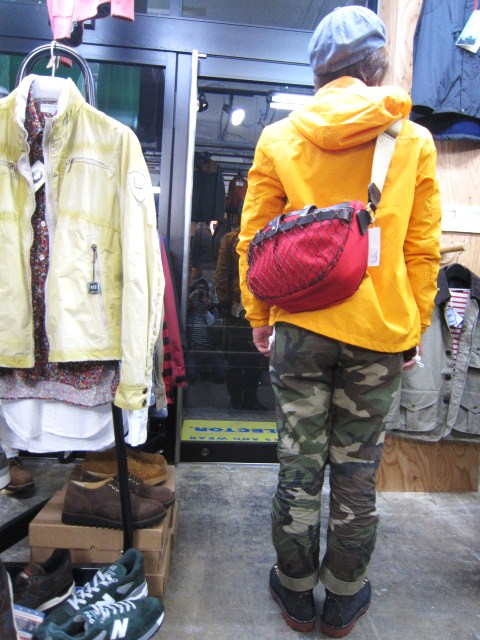 PENFIELD International LINE ・・・ NYLON ZIP CODE JACKET!☆!_d0152280_3222150.jpg