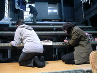 ★劇団400公演6/22,23に向けて第2週・・・「花古見」練習開始!_a0137810_8203266.jpg