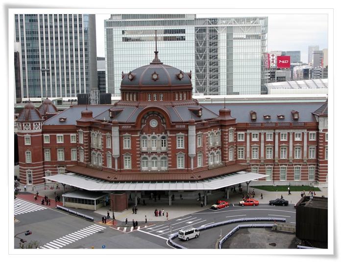 富士山と東京駅_f0129726_21514947.jpg
