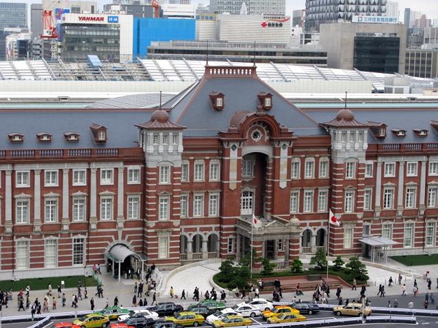 富士山と東京駅_f0129726_2153552.jpg