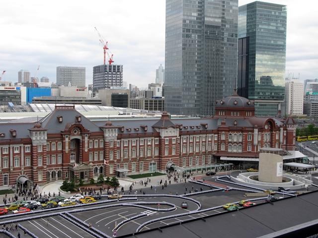 富士山と東京駅_f0129726_21543871.jpg