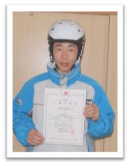 基礎スキー技能検定「1級」合格!おめでとう!!_d0010630_18165645.jpg