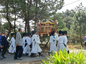 八幡奈多宮の御田植祭りがありました_a0234142_20183425.jpg