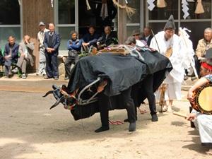 八幡奈多宮の御田植祭りがありました_a0234142_2020188.jpg