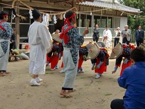 八幡奈多宮の御田植祭りがありました_a0234142_20211650.jpg