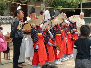 八幡奈多宮の御田植祭りがありました_a0234142_20243079.jpg