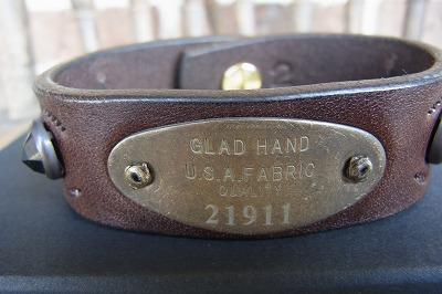 良いのが届きました~~ GLAD HAND/by GLAD HAND_d0100143_20354362.jpg