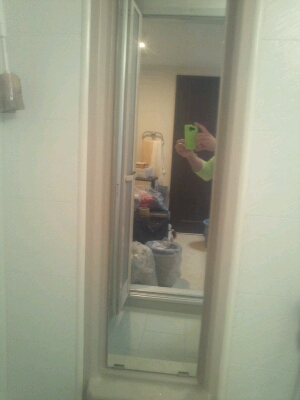 鏡の水垢_b0287246_16322439.jpg